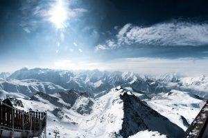 Central French Alps