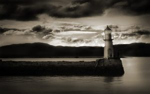 Dark Light House