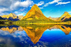 Glacier National Park Dual Monitor-Other