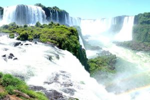 Iguassu Falls Panorama Dual Monitor Other
