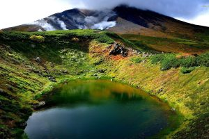 New Zeland Mountain Lake